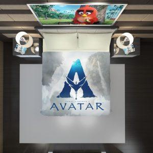 Avatar 2 Movie Duvet Cover 2