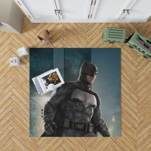 Batman Justice League Bedroom Living Room Floor Carpet Rug 1