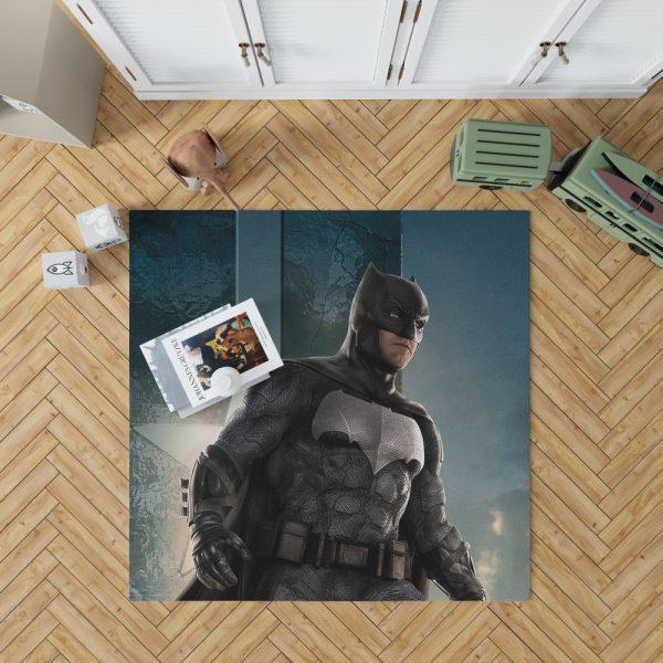 Batman Justice League Bedroom Living Room Floor Carpet Rug 1