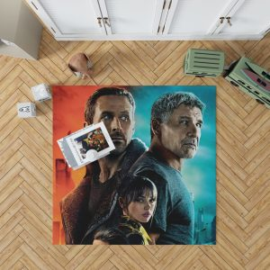 Blade Runner Movie Bedroom Living Room Floor Carpet Rug 1