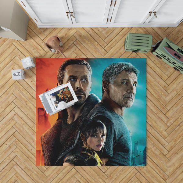 Blade Runner Movie Bedroom Living Room Floor Carpet Rug 1