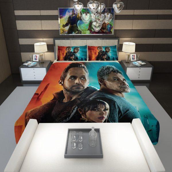 Blade Runner Movie Comforter 1