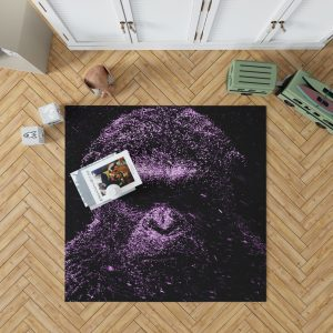 Caesar War For The Planet Of The Apes Bedroom Living Room Floor Carpet Rug 1