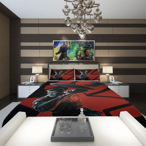 Captain America Chris Evans Marvel Comics Comforter 2