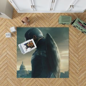 Chris Evans Captain America Bedroom Living Room Floor Carpet Rug 1