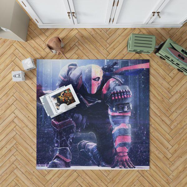 DC Comics Deathstroke Bedroom Living Room Floor Carpet Rug 1