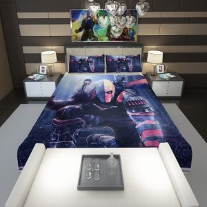 DC Comics Deathstroke Comforter 1