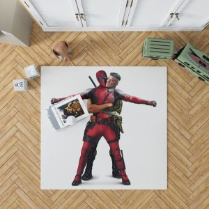 Deadpool 2 Josh Brolin Cable Bedroom Living Room Floor Carpet Rug 1