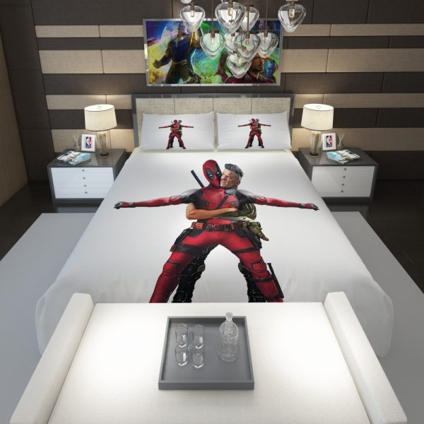 Deadpool 2 Josh Brolin Cable Comforter 1