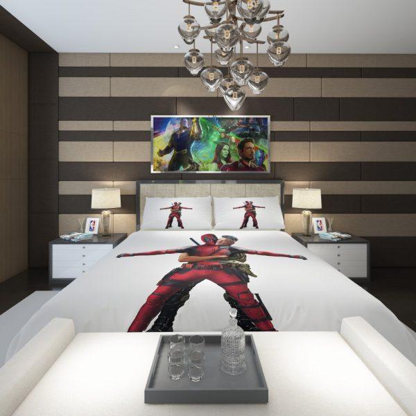 Deadpool 2 Josh Brolin Cable Comforter 2