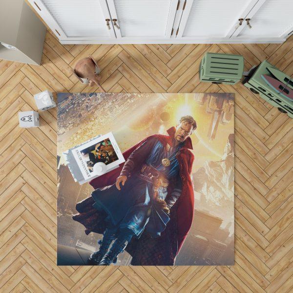 Doctor Stephen Strange Avengers Bedroom Living Room Floor Carpet Rug 1