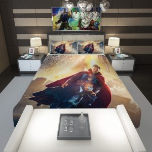 Doctor Stephen Strange Avengers Comforter 1