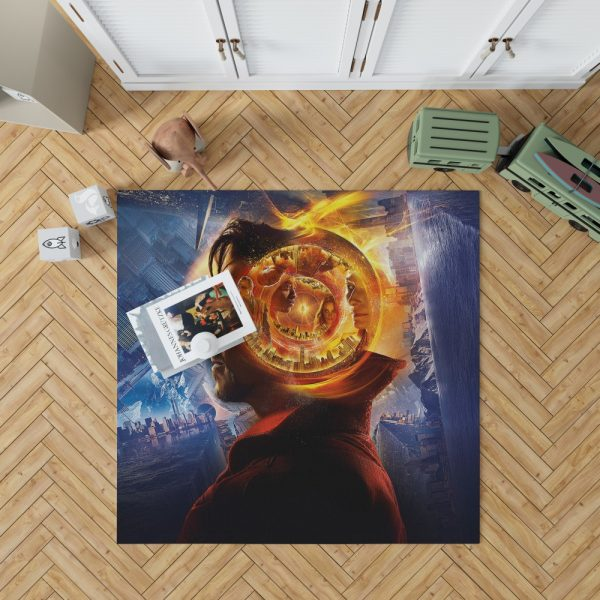 Doctor Strange 3 Bedroom Living Room Floor Carpet Rug 1