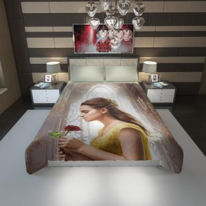 Emma Watson Beauty and the Beast Belle Duvet Cover 1