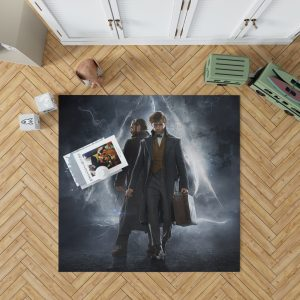 Fantastic Beasts The Crimes of Grindelwald Bedroom Living Room Floor Carpet Rug 1