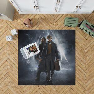 Fantastic Beasts The Crimes of Grindelwald Bedroom Living Room Floor Carpet Rug 1