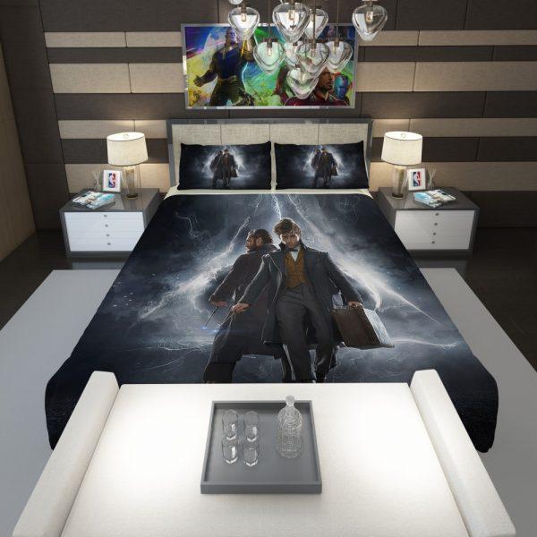 Fantastic Beasts The Crimes of Grindelwald Comforter 1
