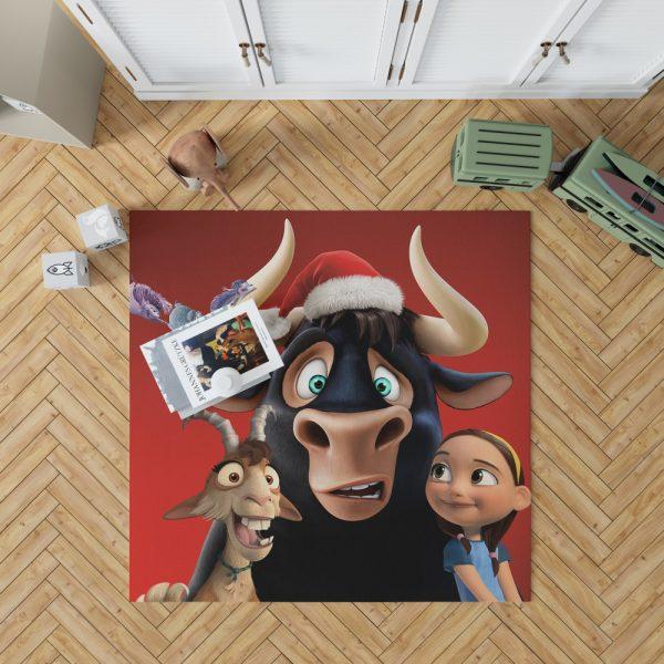 Ferdinand the Bull Movie Bedroom Living Room Floor Carpet Rug 1