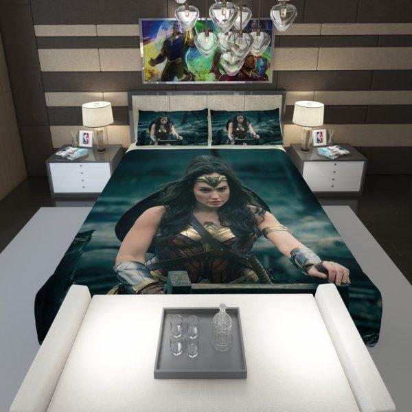 Gal Gadot Wonder Woman Comforter 1