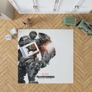 Hot Rod Transformers The Last Knight Bedroom Living Room Floor Carpet Rug 1