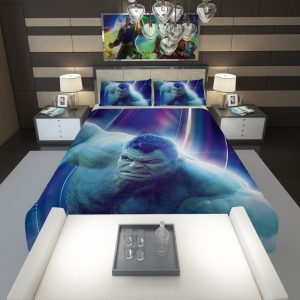 Hulk Avengers Infinity War Mark Ruffalo Bruce Banner Comforter 1