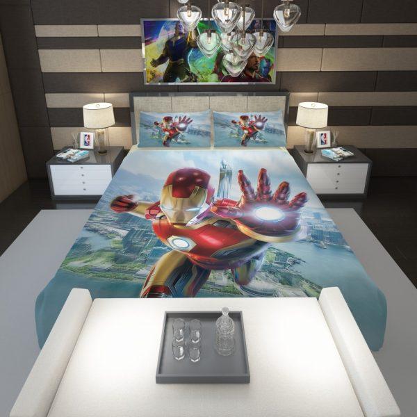 Iron Man Experience Hong Kong Disneyland Comforter 1