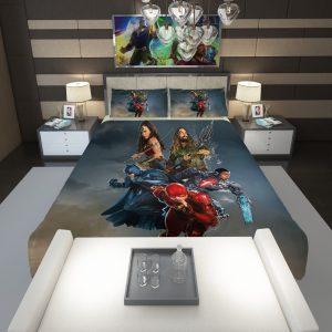 Justice League Movie Teen Bedroom Comforter 1