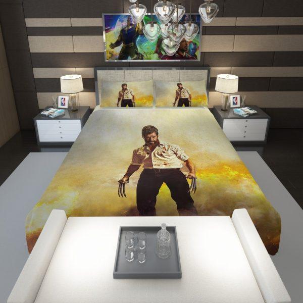 Logan Hugh Jackman Comforter 1