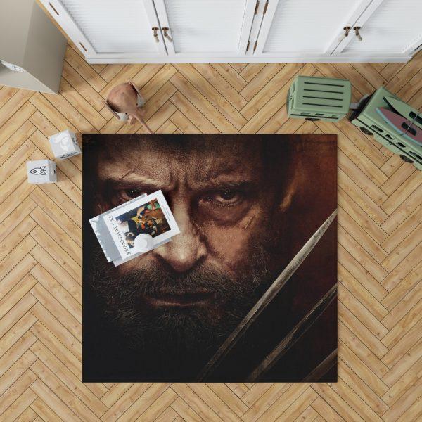 Logan Paul X Men Bedroom Living Room Floor Carpet Rug 1