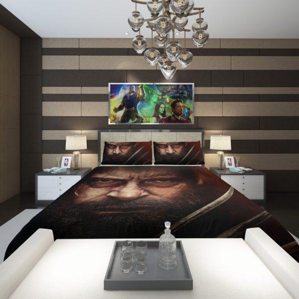 Logan Paul X Men Comforter 2