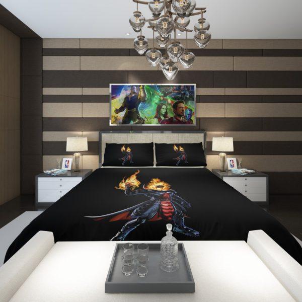 Marvel Comics Ghost Rider Comforter 2