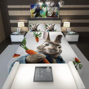 Peter Rabbit Animation Movie Comforter 1