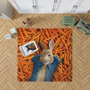 Peter Rabbit Movie Bedroom Living Room Floor Carpet Rug 1