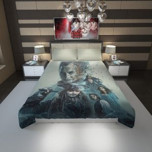 Pirates of the Caribbean Salazar Revenge Duvet Cover 1