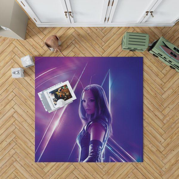 Pom Klementieff Mantis Avengers Infinity War Bedroom Living Room Floor Carpet Rug 1