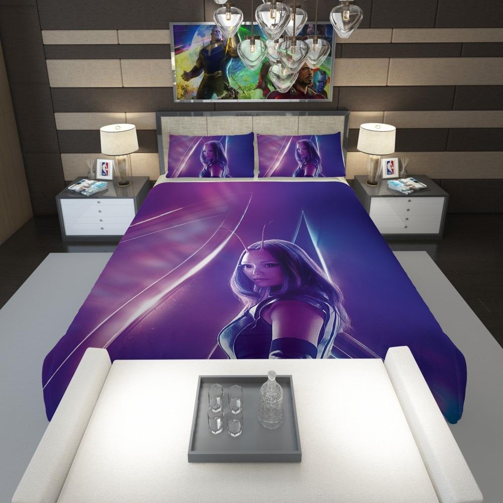 Pom Klementieff Mantis Avengers Infinity War Comforter