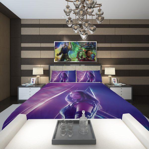 Pom Klementieff Mantis Avengers Infinity War Comforter 2