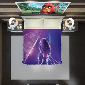 Pom Klementieff Mantis Avengers Infinity War Duvet Cover 2