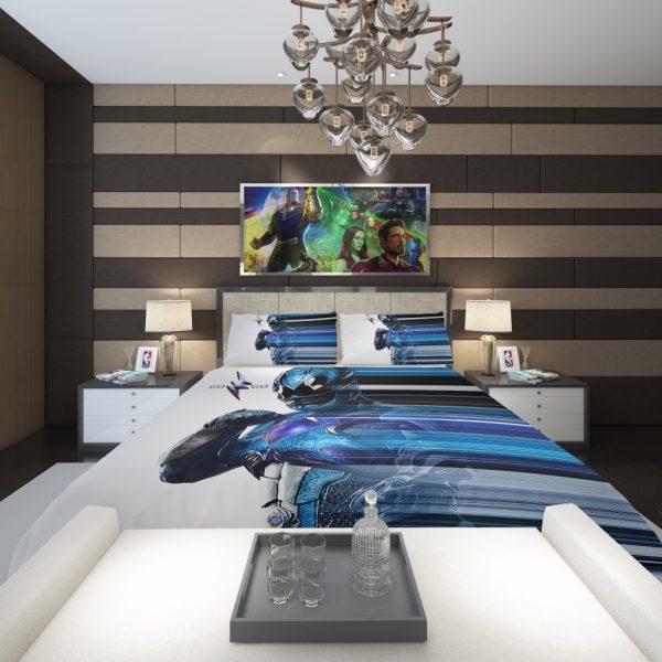 Power Rangers the Blue Ranger Comforter 2