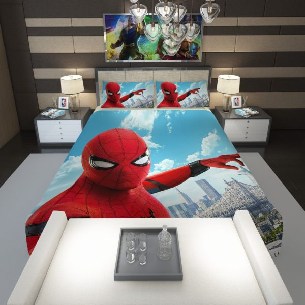 Spider Man Home Coming Comforter 1