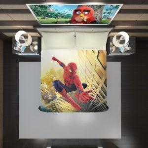 Spider Man Marvel Comics Avengers Duvet Cover 2