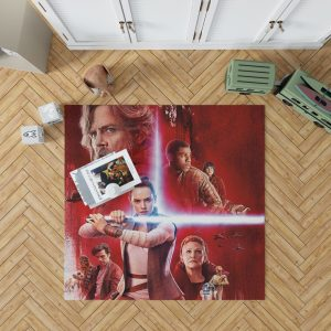 Star Wars The Last Jedi Bedroom Living Room Floor Carpet Rug 1