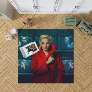 Terminal Margot Robbie Bedroom Living Room Floor Carpet Rug 1