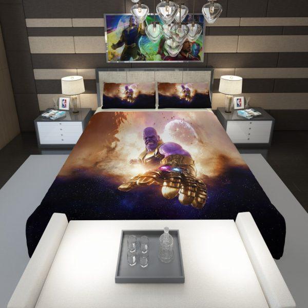 Thanos Avengers Infinity War Comforter 1