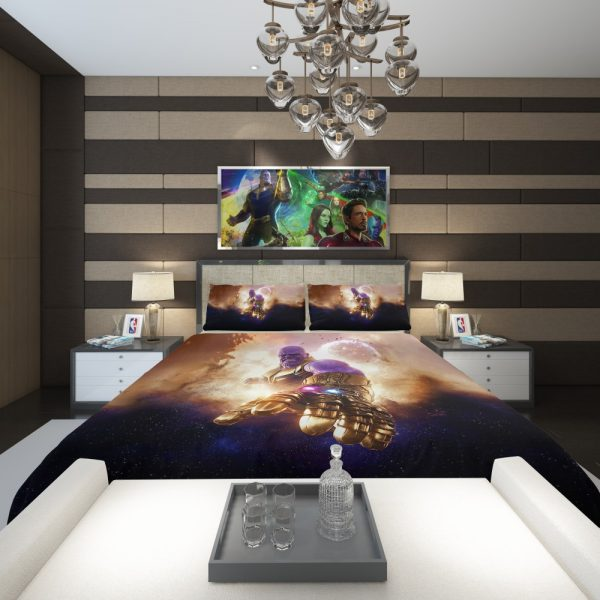 Thanos Avengers Infinity War Comforter 2