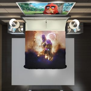 Thanos Avengers Infinity War Duvet Cover 2
