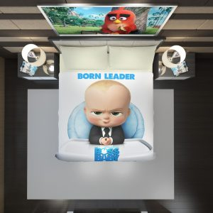 The Boss Baby Animation Movies Duvet Cover 2