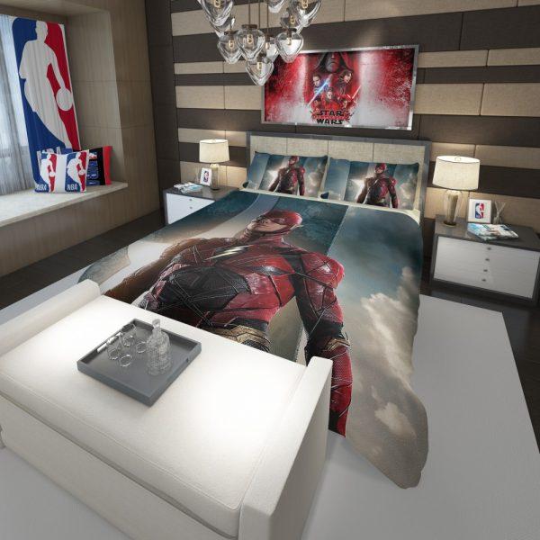 The Flash Justice League Comforter 3