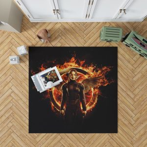 The Hunger Games Movie Bedroom Living Room Floor Carpet Rug 1