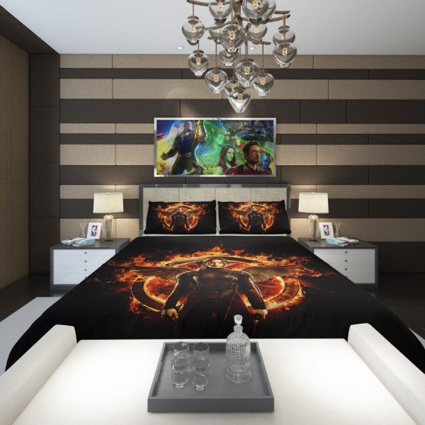 The Hunger Games Movie Comforter 2